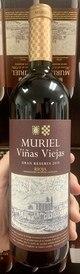 2010 Muriel Vina Viejas Gran Reserva Rioja (93JS/92WE)
