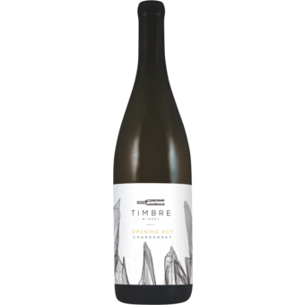 2015 Timbre Opening Act Chardonnay