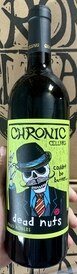 2016 Chronic Cellars Dead Nuts Red Blend Paso Robles (90V)