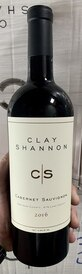 2016 Clay Shannon Cabernet Napa/Lake County (91WE)