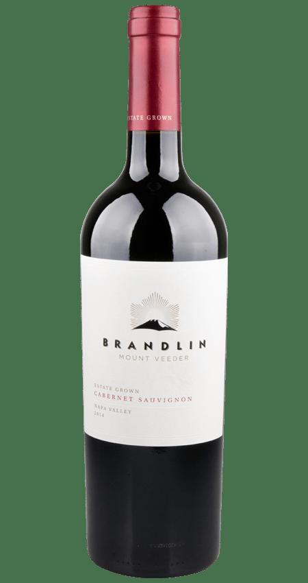 Brandlin Estate 2014 Estate Cabernet Sauvignon Mount Veeder Napa Valley