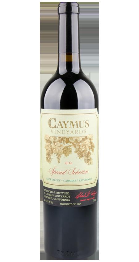 Caymus Special Selection Cabernet Sauvignon Napa Valley 2016