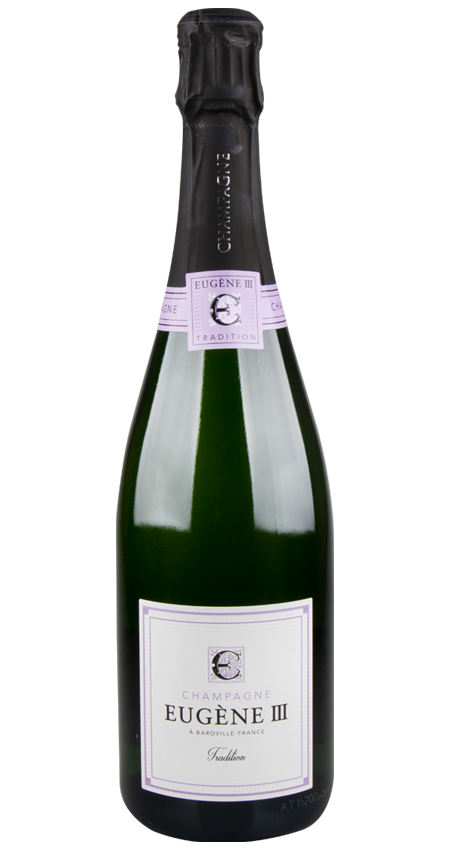 Champagne Eugène III Tradition N/V