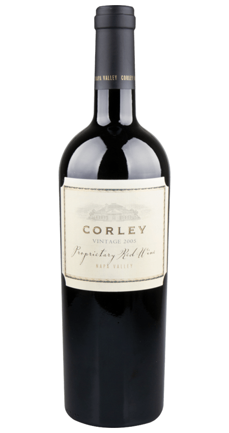 Corley Family Napa Valley Proprietary Red Wine Library Release 2005