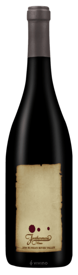 Furthermore Pinot Noir Russian River Valley 2017