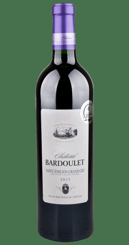 Château Bardoulet Saint-Émilion Grand Cru 2015