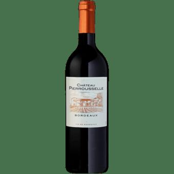 2018 Chateau Pierrousselle Bordeaux