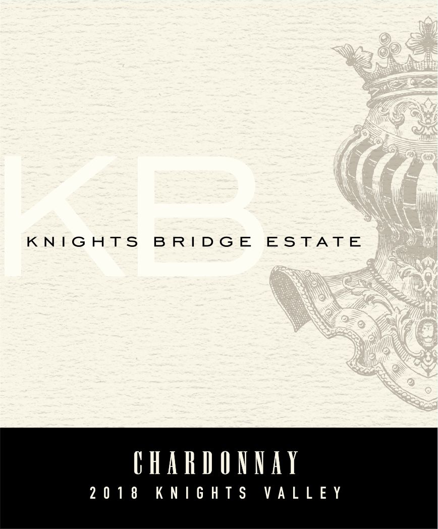 Knights Bridge Estate Unoaked Chardonnay 2018