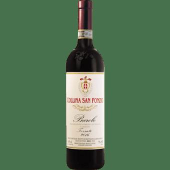2016 San Ponzio Fossati Barolo