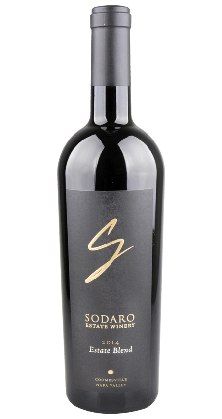 93 Pt. Sodaro Estate Winery 2014 Estate Red Blend Napa Valley Coombsville