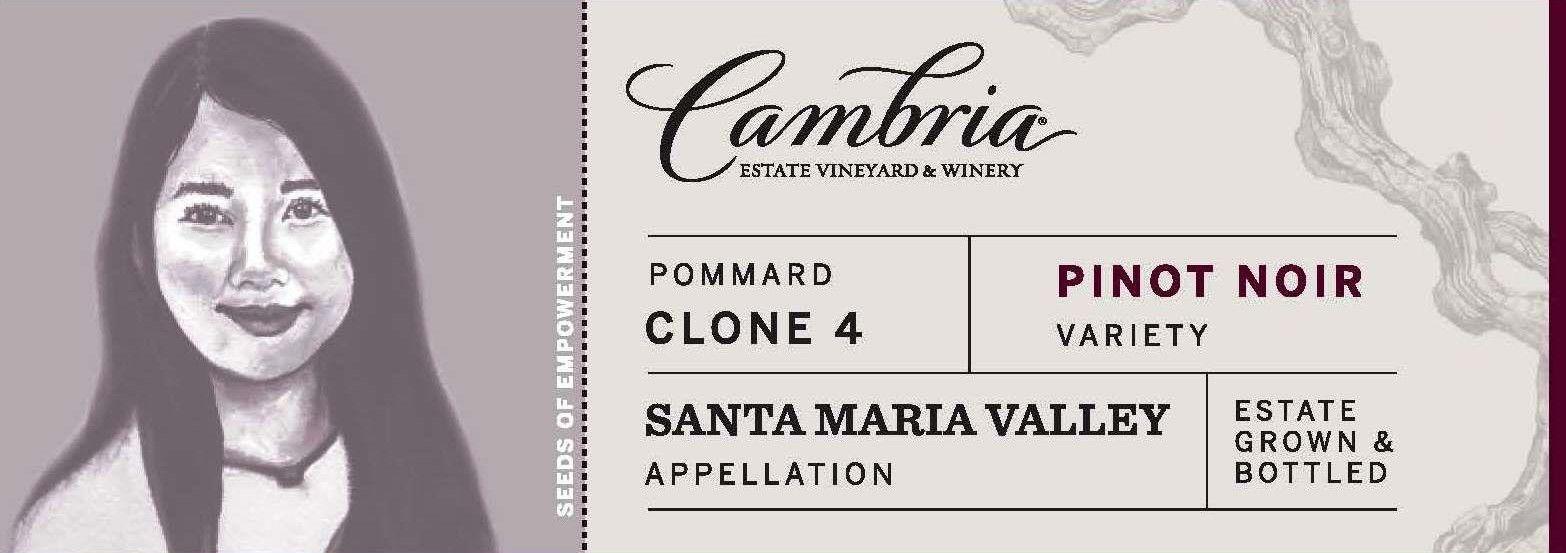 Cambria Clone 4 Pinot Noir 2016