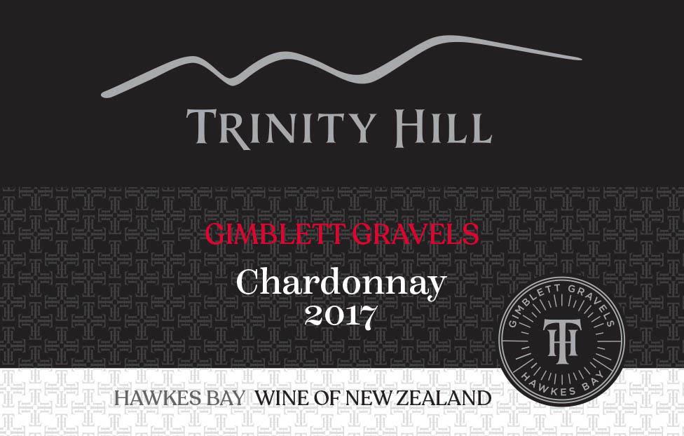 Trinity Hill Gimblett Gravels Chardonnay 2017