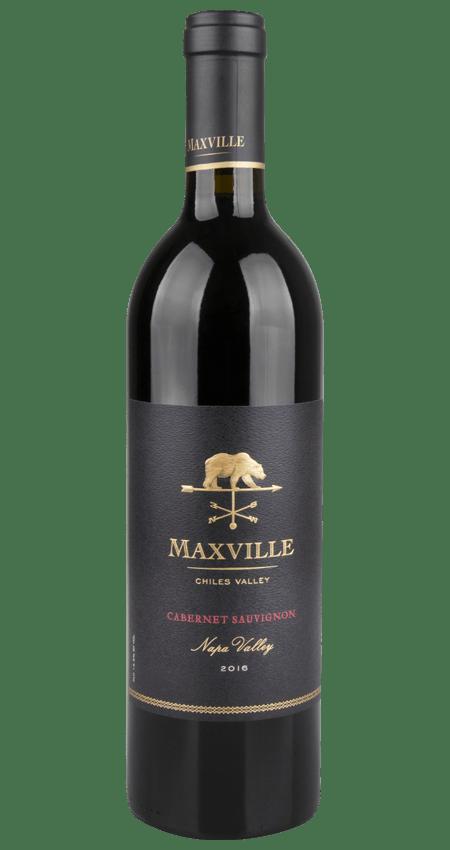 Maxville Napa Valley Cabernet Sauvignon 2016