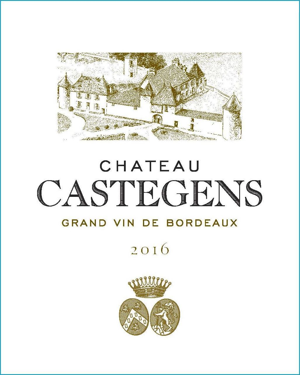 Chateau Castegens 2016