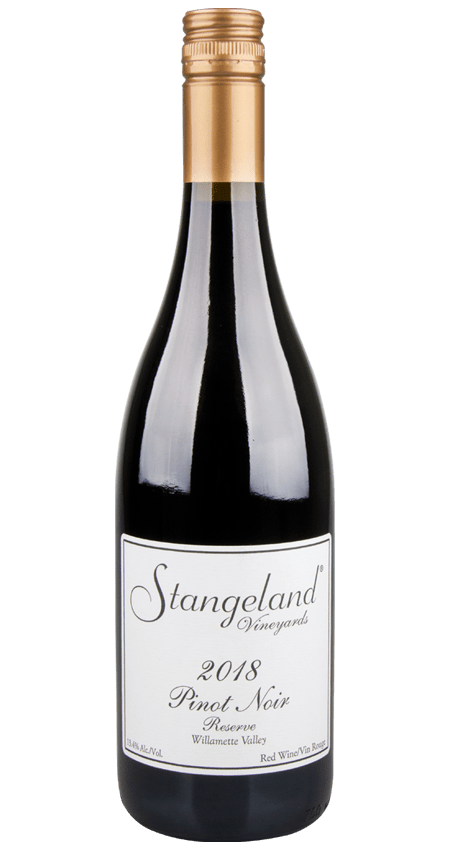 Stangeland Reserve Willamette Valley Pinot Noir 2018