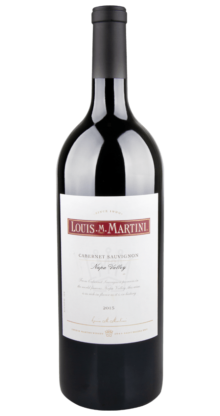 Louis Martini Napa Valley Cabernet Sauvignon 1.5L 2015