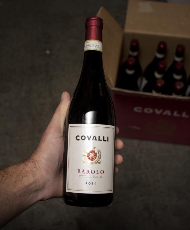 Covalli Barolo 2014