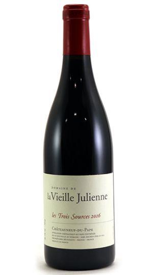 2016 Domaine de la Vieille Julienne Les Trois Sources
