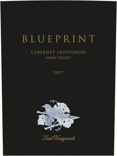 Lail Vineyards Blueprint Cabernet Sauvignon 2017