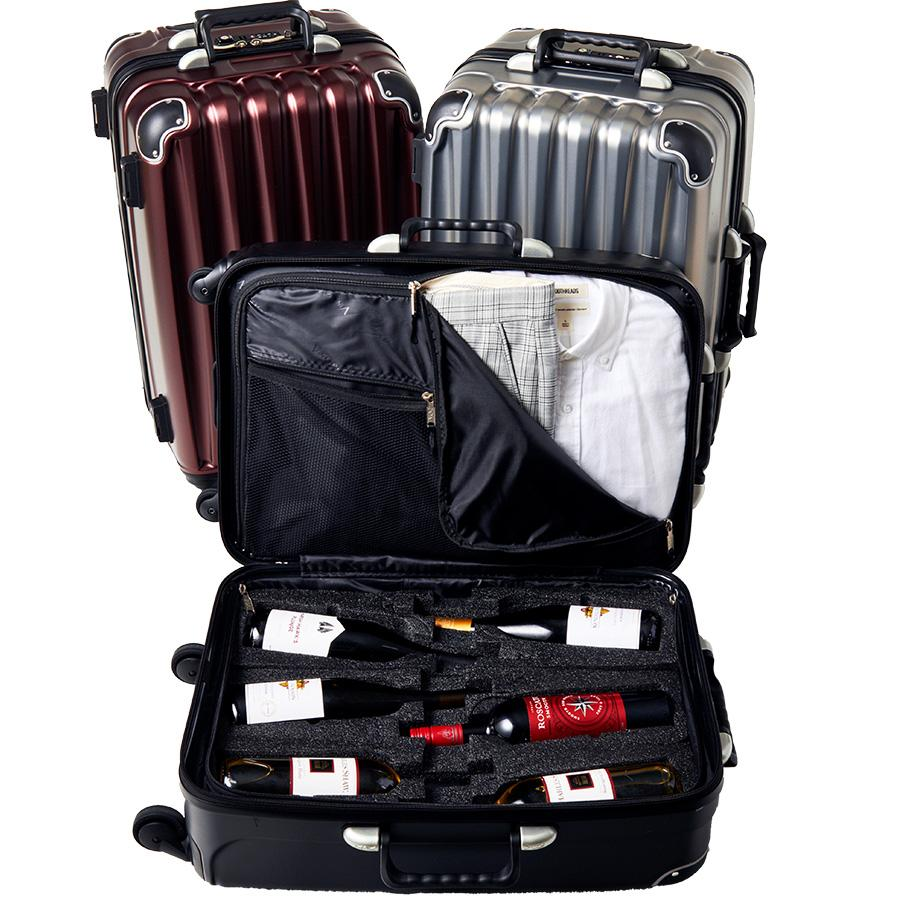 VinGardeValise Wine Suitcase (Any Model!)