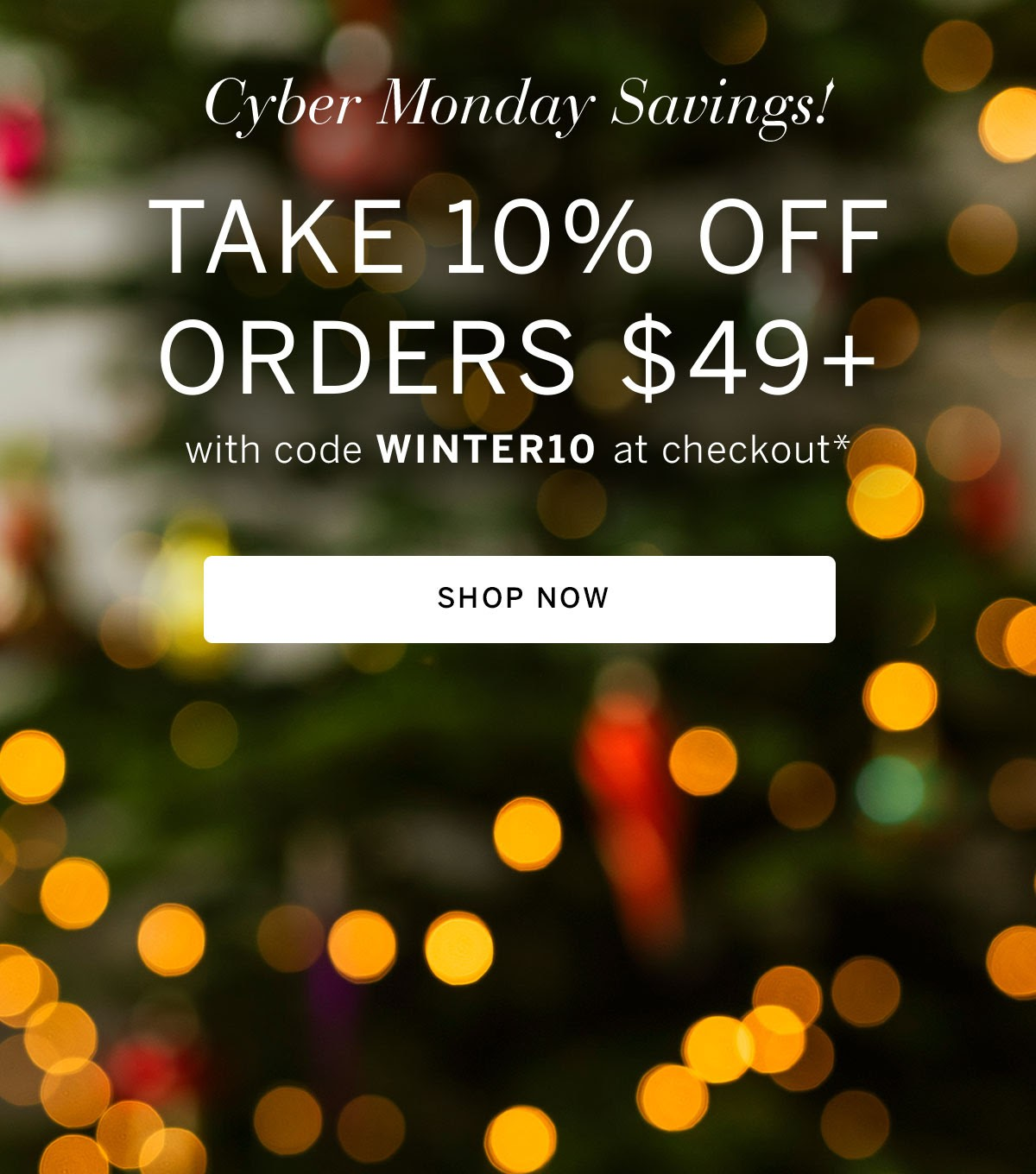 Wine.com Cyber Monday Sale 10% Off