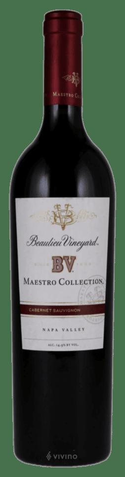 Beaulieu Vineyard Maestro Collection Cabernet Sauvignon 2016
