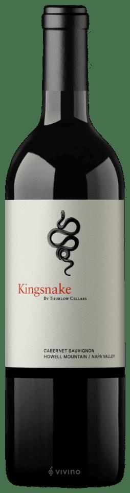 Thurlow Cellars Kingsnake Cabernet Sauvignon 2018