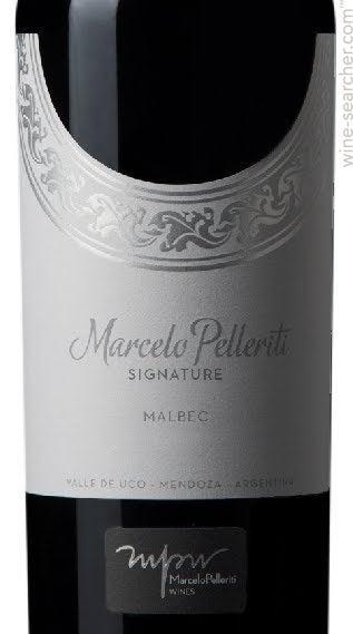 Marcelo Pelleriti - Signature Malbec 2018