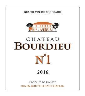 Chateau Bourdieu No.1 2016