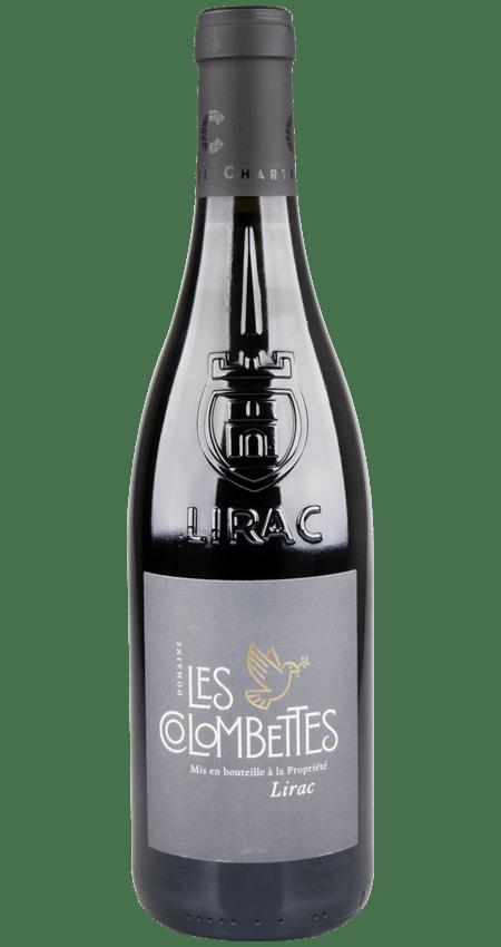 95 Pt. Domaine Les Colombettes Lirac Rhône 2018