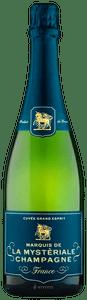 Maison de Grand Esprit Marquis de La Mystèriale Extra Dry Champagne N.V.