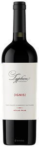Typhon Estates{IGNIS} Cabernet Sauvignon 2017