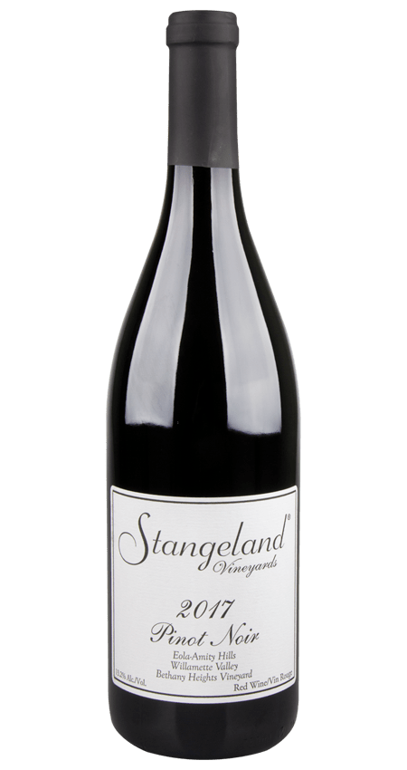 Stangeland Bethany Heights Eola-Amity Hills Willamette Pinot Noir 2017