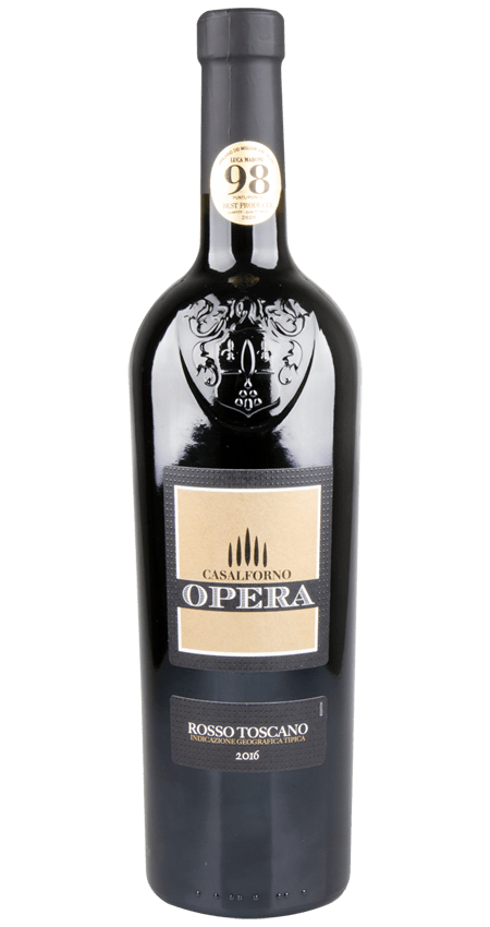 Opera Super Tuscan Toscano Rosso IGT 2016