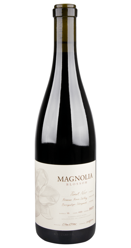 Magnolia Blossom Bacigalupi Vineyard Pinot Noir 2017