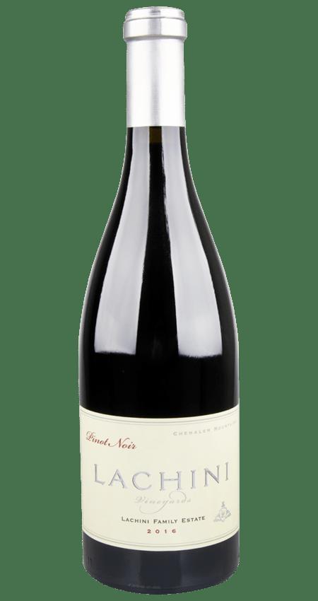 92 Pt. Lachini Vineyards Family Estate Willamette Valley Pinot Noir 2016
