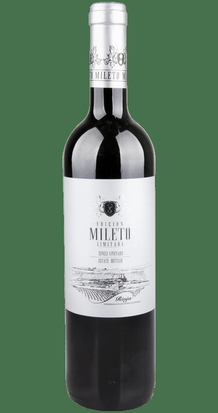 Mileto Edicion Limitada Single Vineyard Estate Rioja Tempranillo 2013