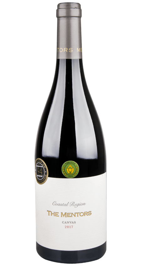 KWV The Mentors Canvas Red Blend 2017