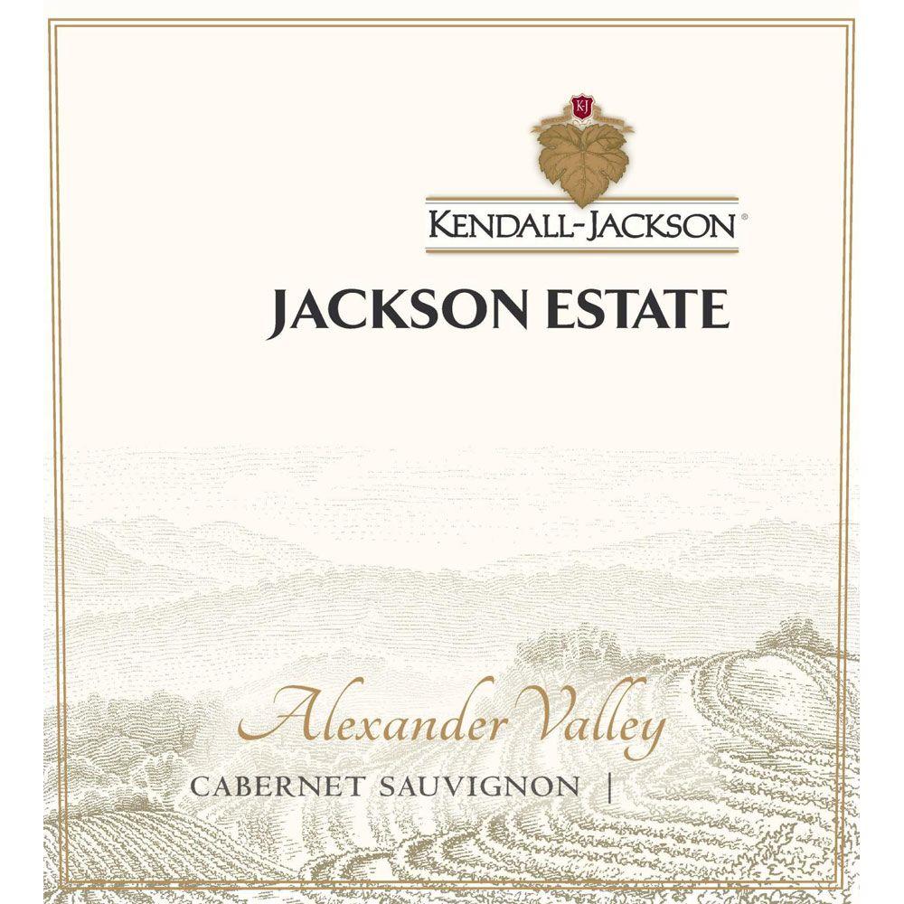 Kendall-Jackson Jackson Estate Alexander Valley Cabernet Sauvignon 2016