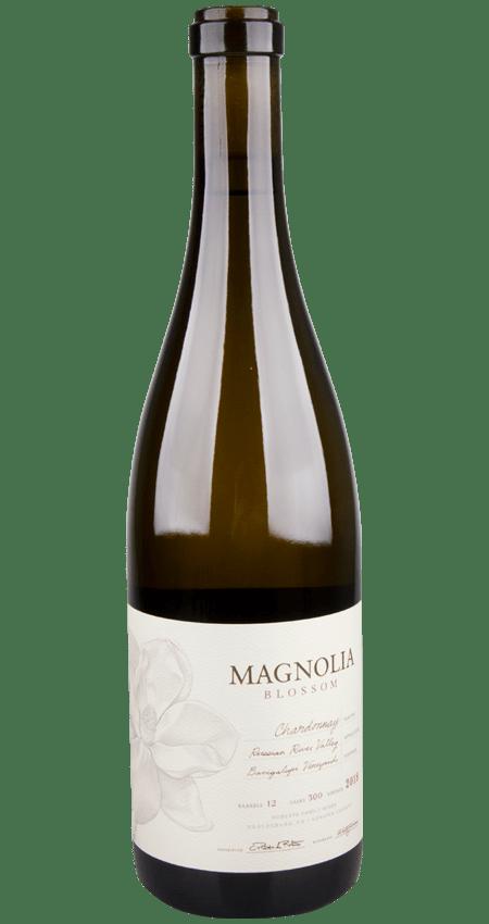 Magnolia Blossom Bacigalupi Vineyard Chardonnay 2018
