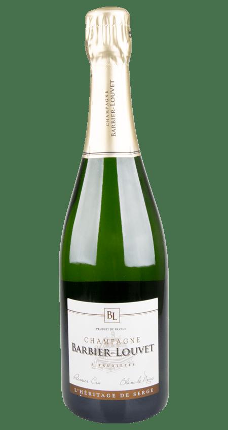 Champagne Barbier-Louvet L'Héritage de Serge Blanc de Noirs Brut Premier Cru NV