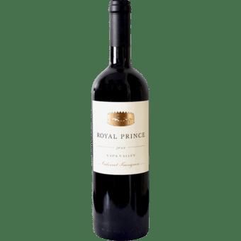 2018 Royal Prince Napa Cabernet Sauvignon