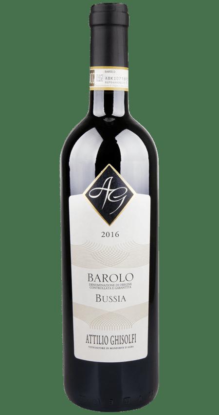 94 Pt. Ghisolfi Barolo Bussia 2016