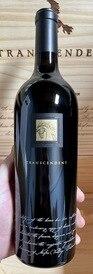 2014 Black Stallion Transcendent Napa Valley Cabernet (95WE/94JD)