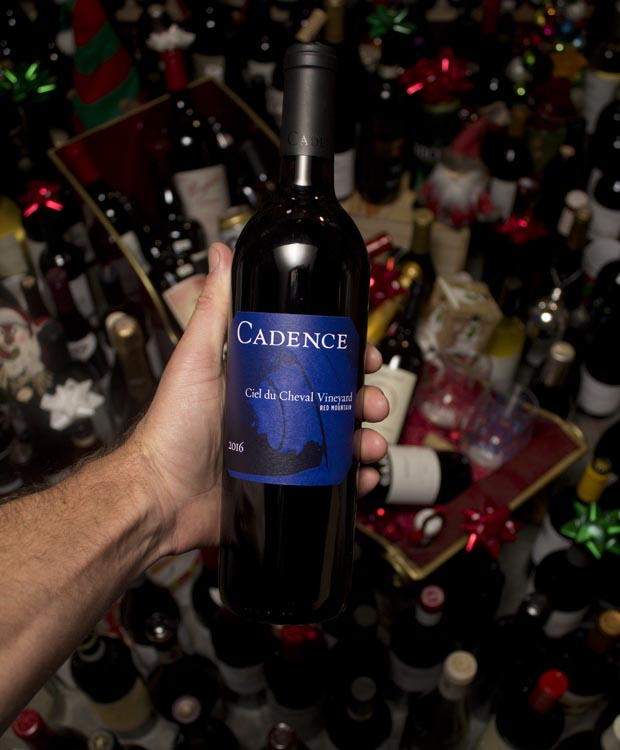 Cadence Ciel du Cheval Red Red Mountain 2016