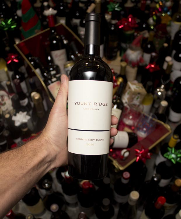 Yount Ridge Proprietary Red Blend Napa Valley 2016