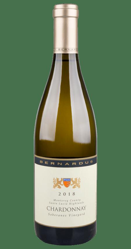 93 Pt. Bernardus Soberanes Chardonnay 2018