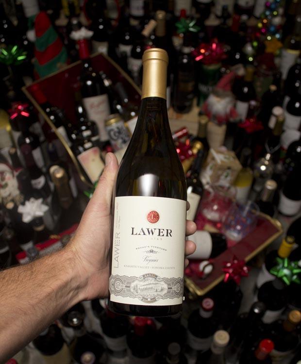 Lawer Estates Viognier Betsy's Vineyard Knights Valley 2017