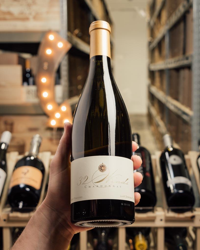 32 Winds Chardonnay Platt Vineyard 2018