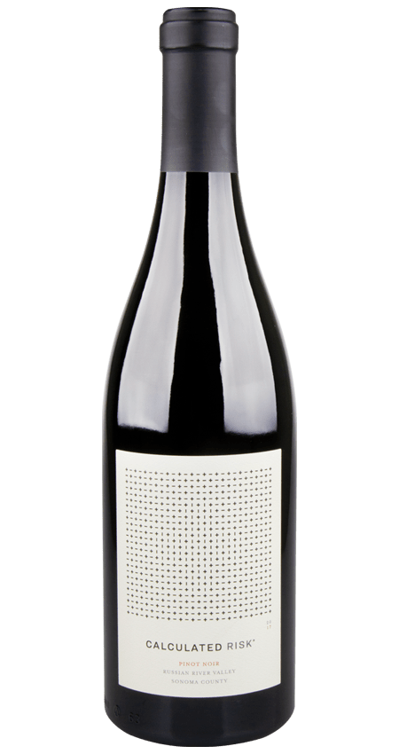 Calculated Risk Russian River Pinot Noir 2017